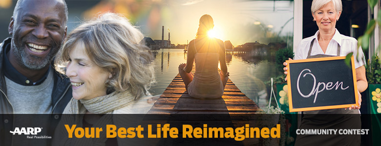 Life Reimagine - Community Contest