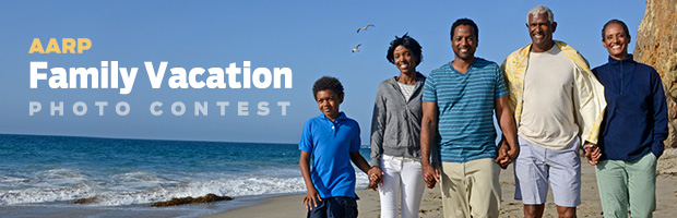 AARP Family Vacation Photo Contest