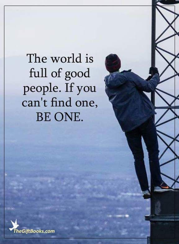 As they say, seek and ye shall find. But if not, be the change. :)