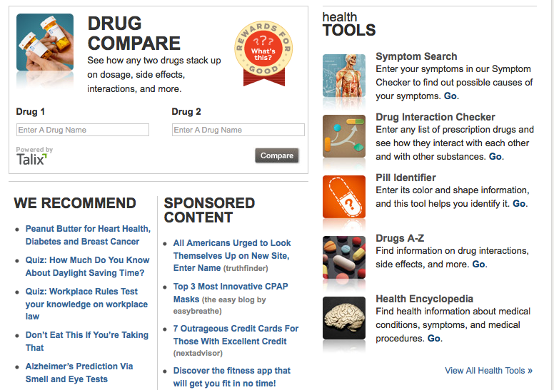 r4g drug compare health tool gateway.png