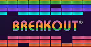 AARP Members Only Games Atari Breakout