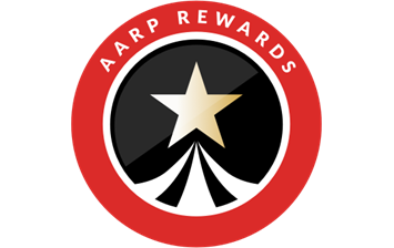 AARP Rewards Badge
