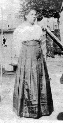 Photo - Rhoda Leslie - Long Satin Skirt.jpg