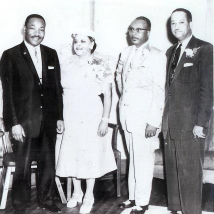 Dr. King & Solomon H Cates, Sr  KCKS