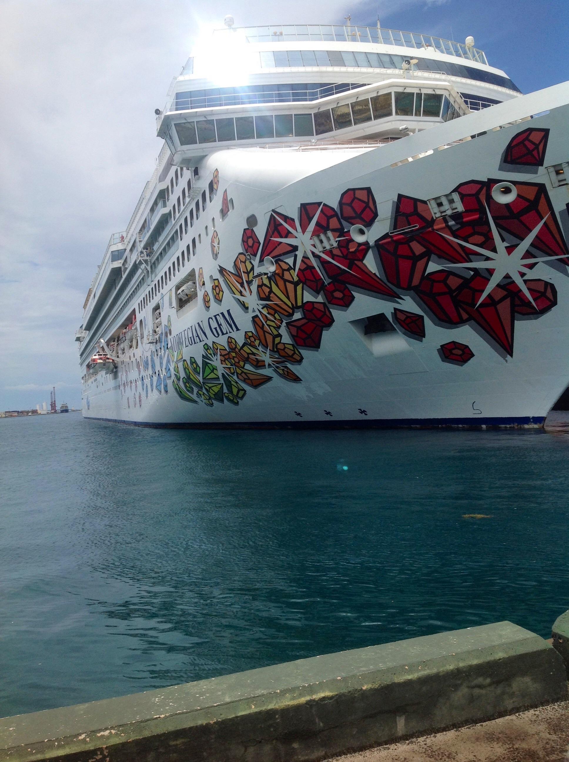 Sailing to the Bahamas Was Fun