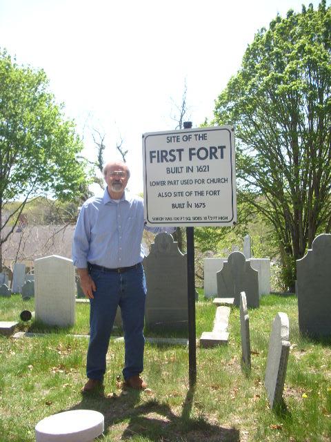 Plymouth - Burial Hill11.JPG