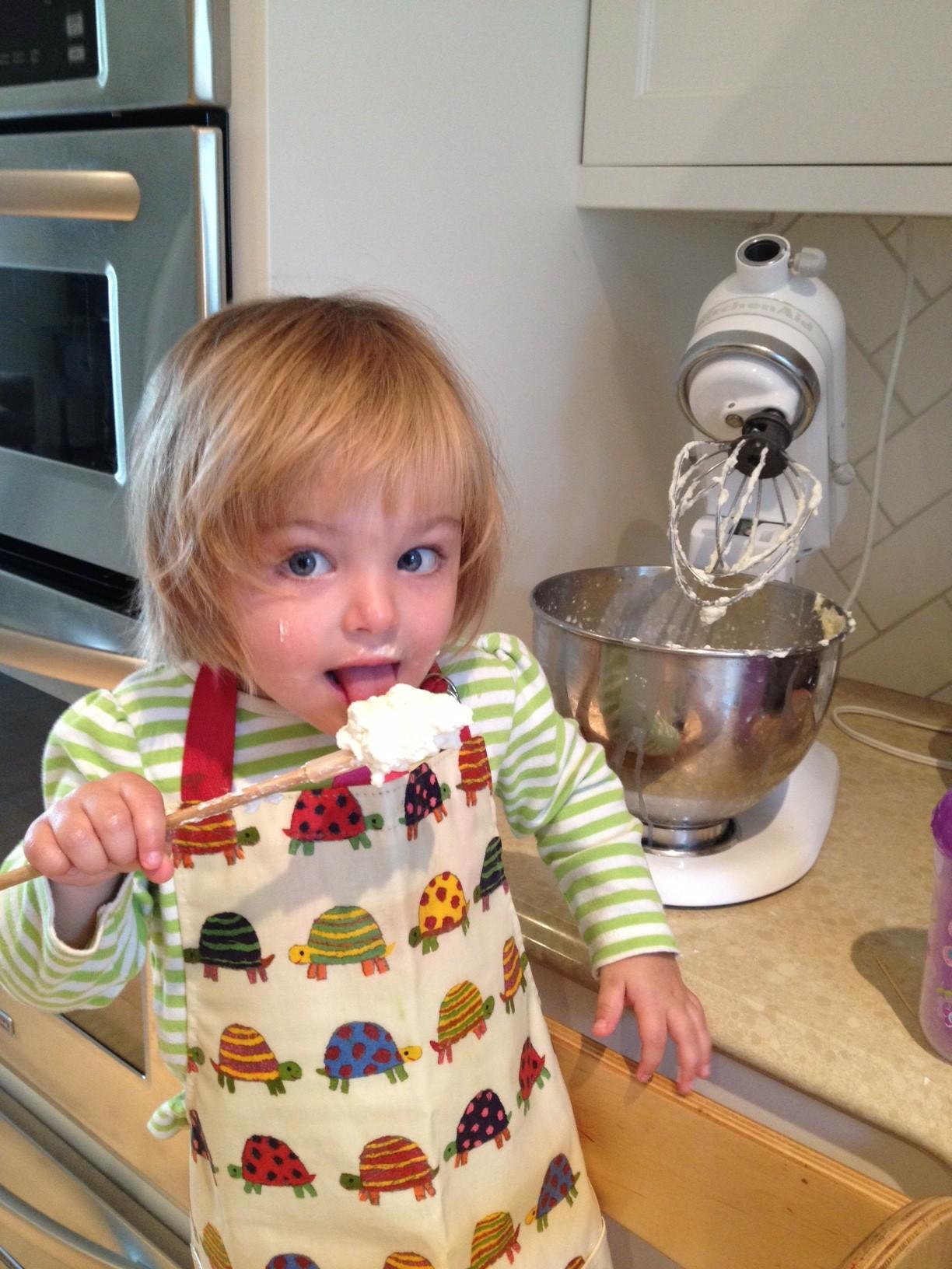 Juliana making cupcakes Sept 2013.JPG