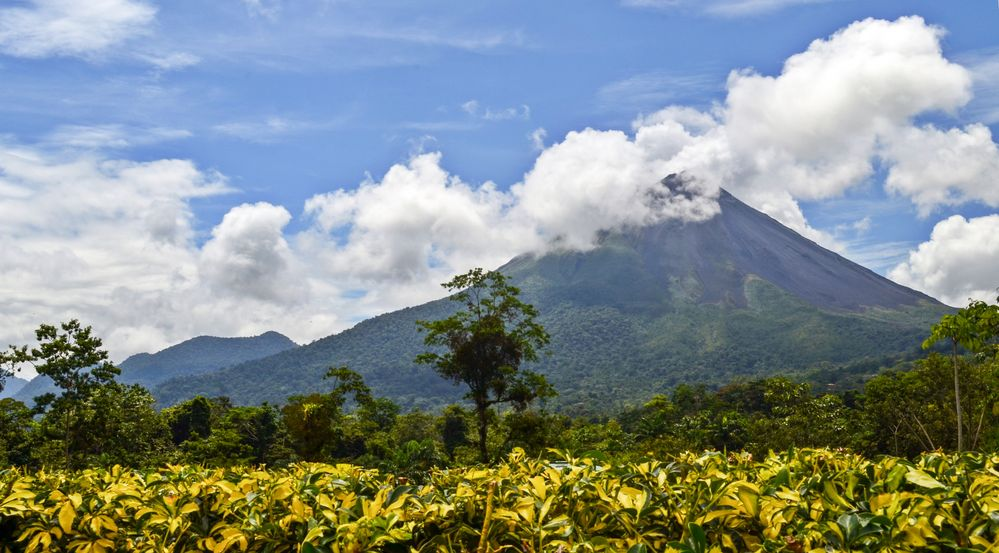 Arenal Volcano, CR 2012
