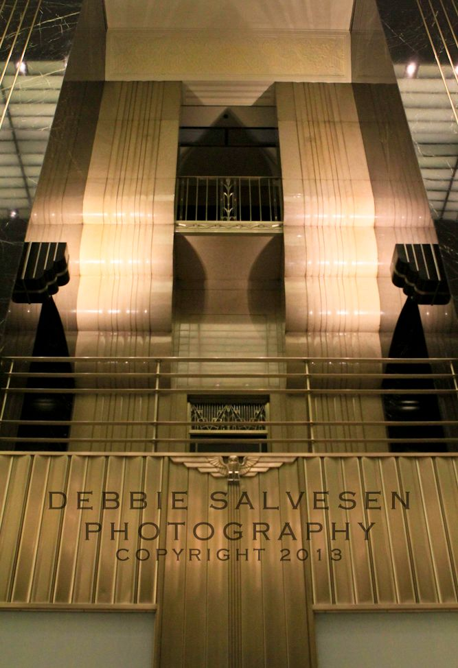 Chicago Board of Trade Atrium