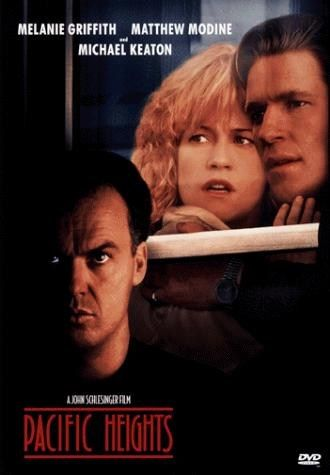 Pacific Heights.   A great movie about lodgers you cannot get rid of!