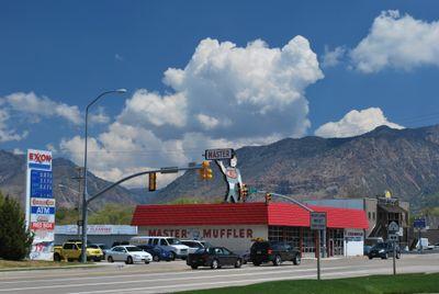 Master Muffler, Ogden, Utah