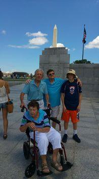 WWI Memorial family 2016.jpg