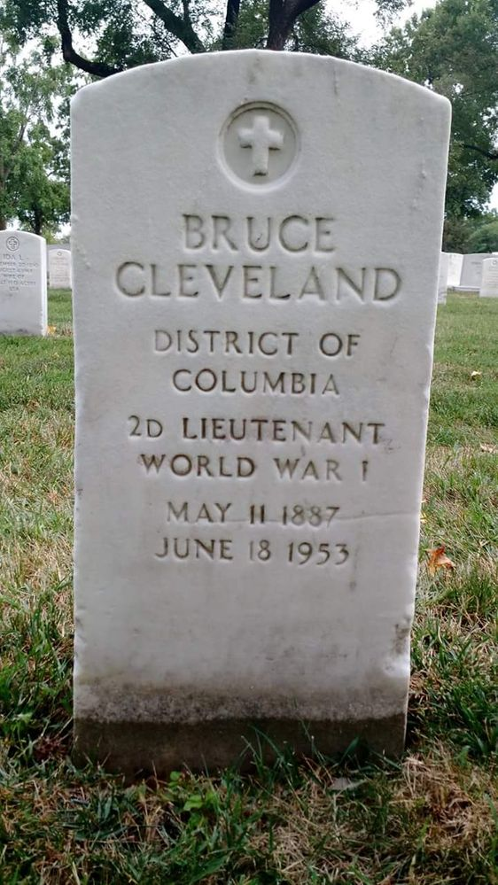 My uncle who fought in WWI