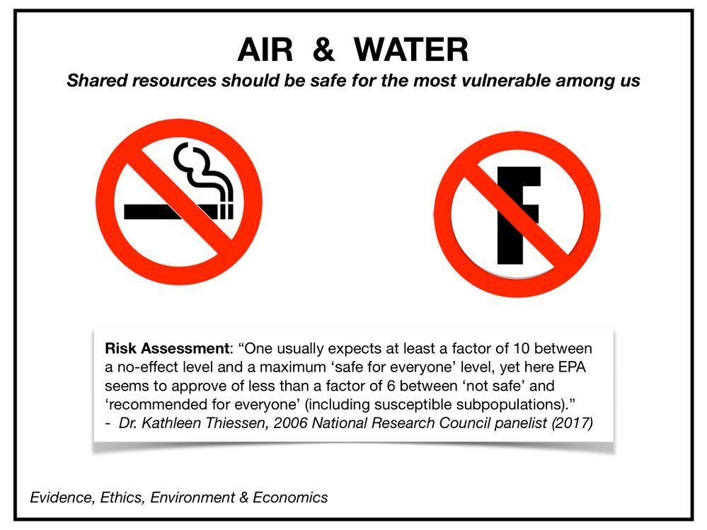 Air-Water Analogy