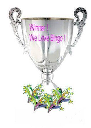 MONDAY WINNER !!