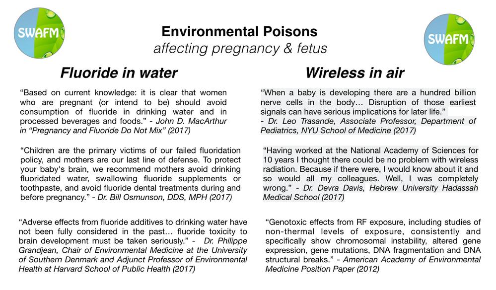 Environmental Poisons