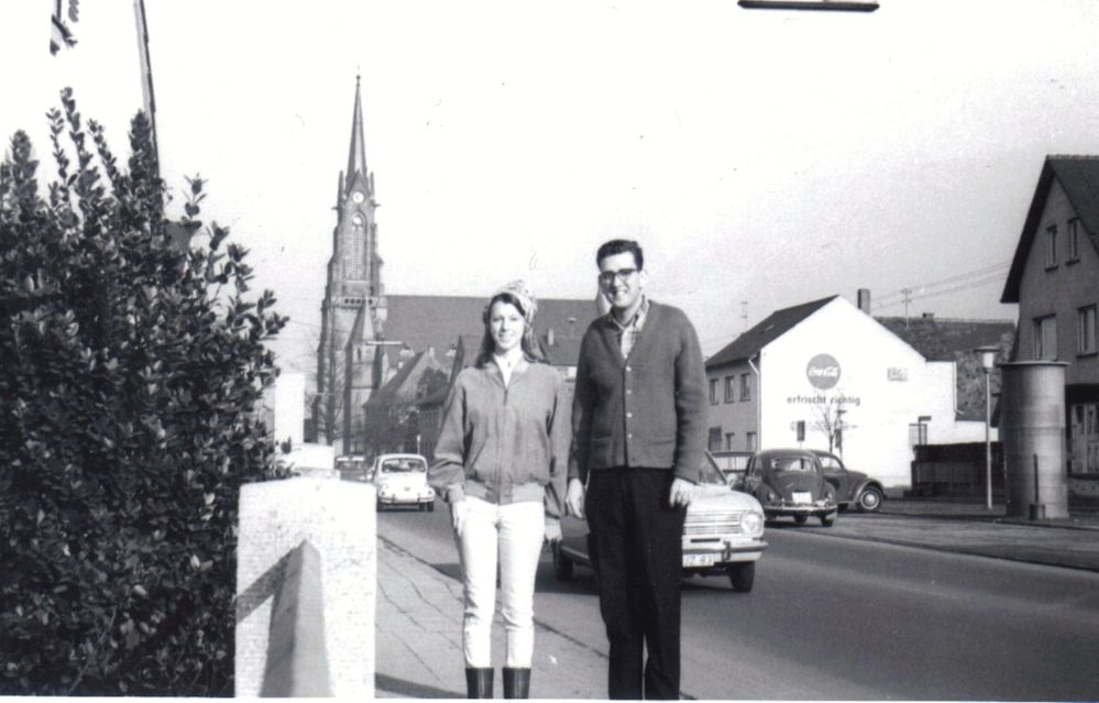 Were have the years gone 1969 in Germany
