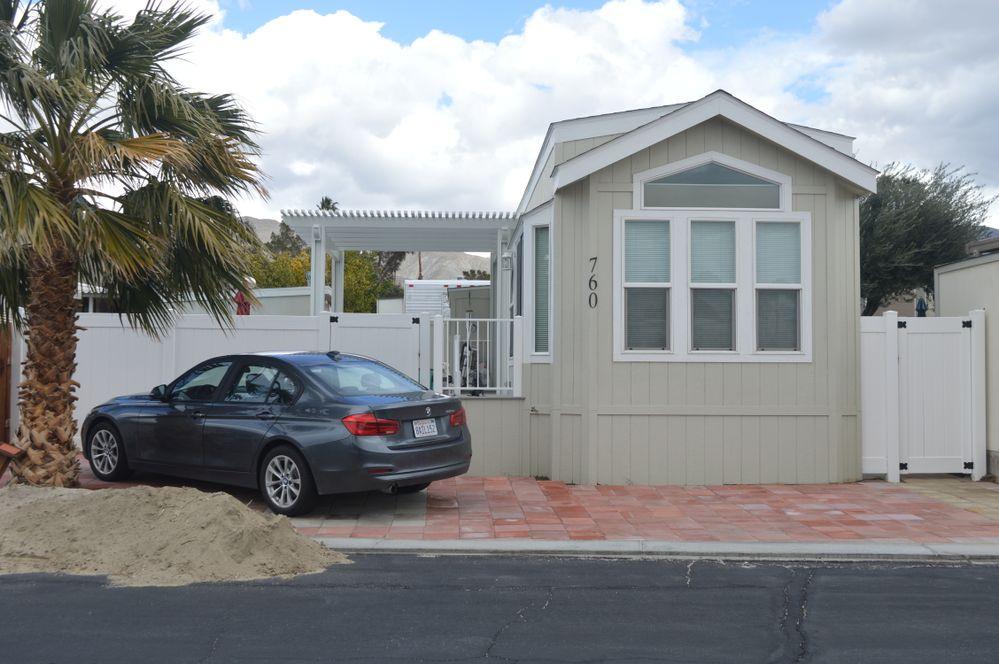 Tiny Home CAVCO Park Model 400 sq ft