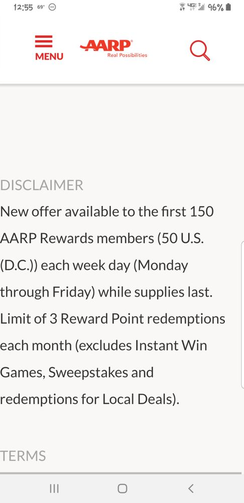 This is on page you must hit redeem button to purchase so it is there to read b4 you redeem it