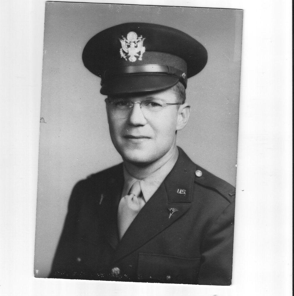 Walter Francis Shelton. U.S. Army