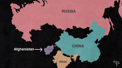aghanistan map russia.png