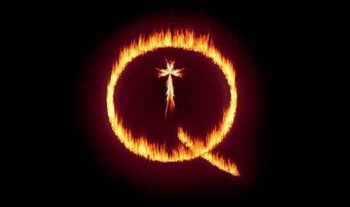 The Ku Klux Klan had a spelling change and makeover. It's now the Qu Qlux Qlan.