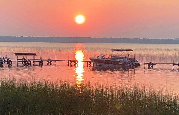 Sunrise Lodge in Northern, Wisconsin