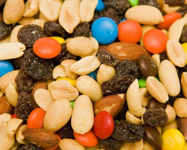 August 31...NATIONAL TRAIL MIX DAY