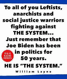 biden is the system AWESOME Sept 2020.jfif