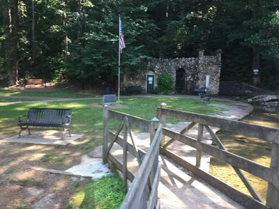 Site of last picnic for this year, last week in October