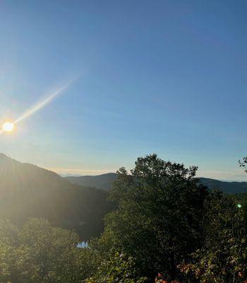 Appalachian Gap - Green Mountains, VT