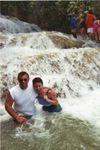 Jamaica Jeff and Teresa Dunns River Falls.JPG