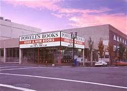 Famous Powell's Book store
