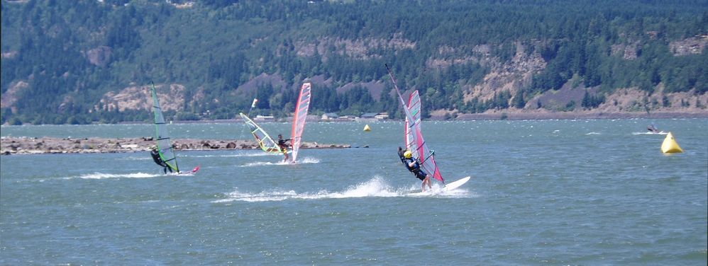Hood River Wind Surfing