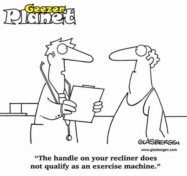 Senior Citizen Stories Jokes And Cartoons Aarp Online
