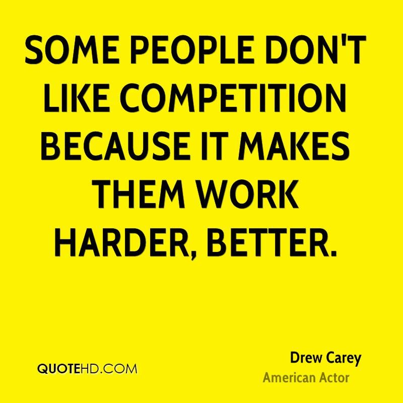 drew carey some ppl dont like competition.jpg