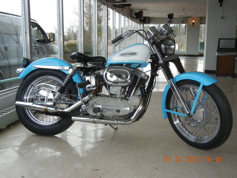 1966 XLCH
