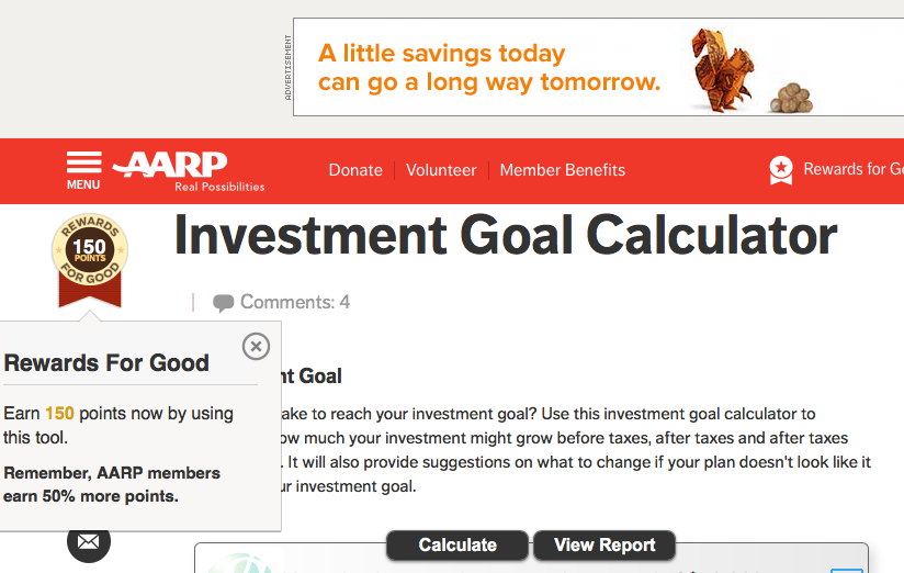 Investment Goal Calculator not giving points.png