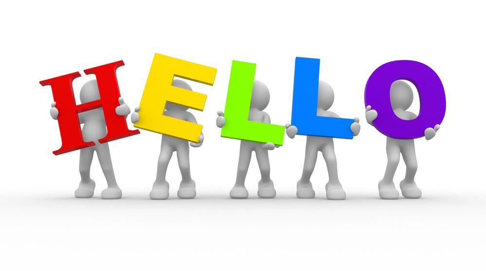 Hello aarp online community hello and welcome stopboris Gallery