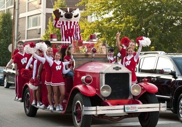 The Bucky Wagon