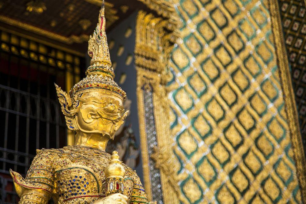 wat-phra Bangkok