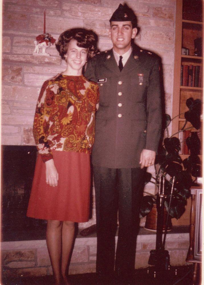 Mary & Dave Dec 1967.jpg
