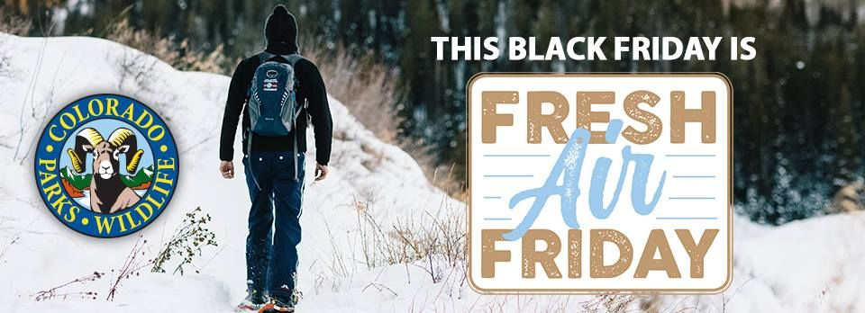 Black Friday is Fresh Air Friday!