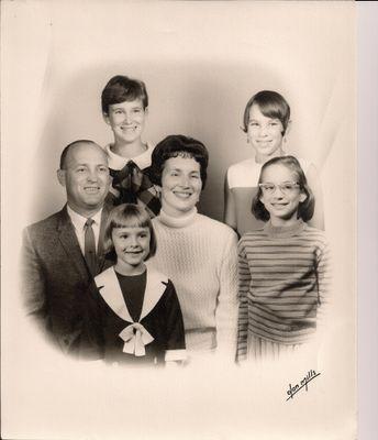 Goyer Family 12-1967 Karen 15 Susie13 Linda 9 Amy 7.jpg