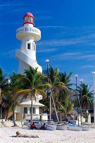 Lighthouses Mexico