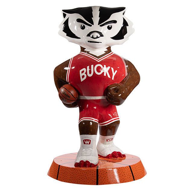 Go Bucky Basket Go!