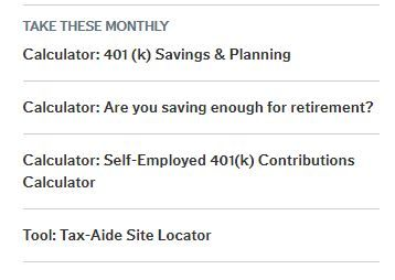 Monthly Tools - Work & Retirement.JPG