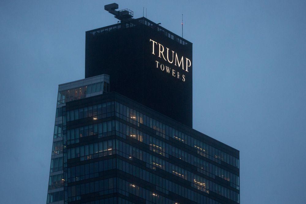 Trump Towers in Turkey