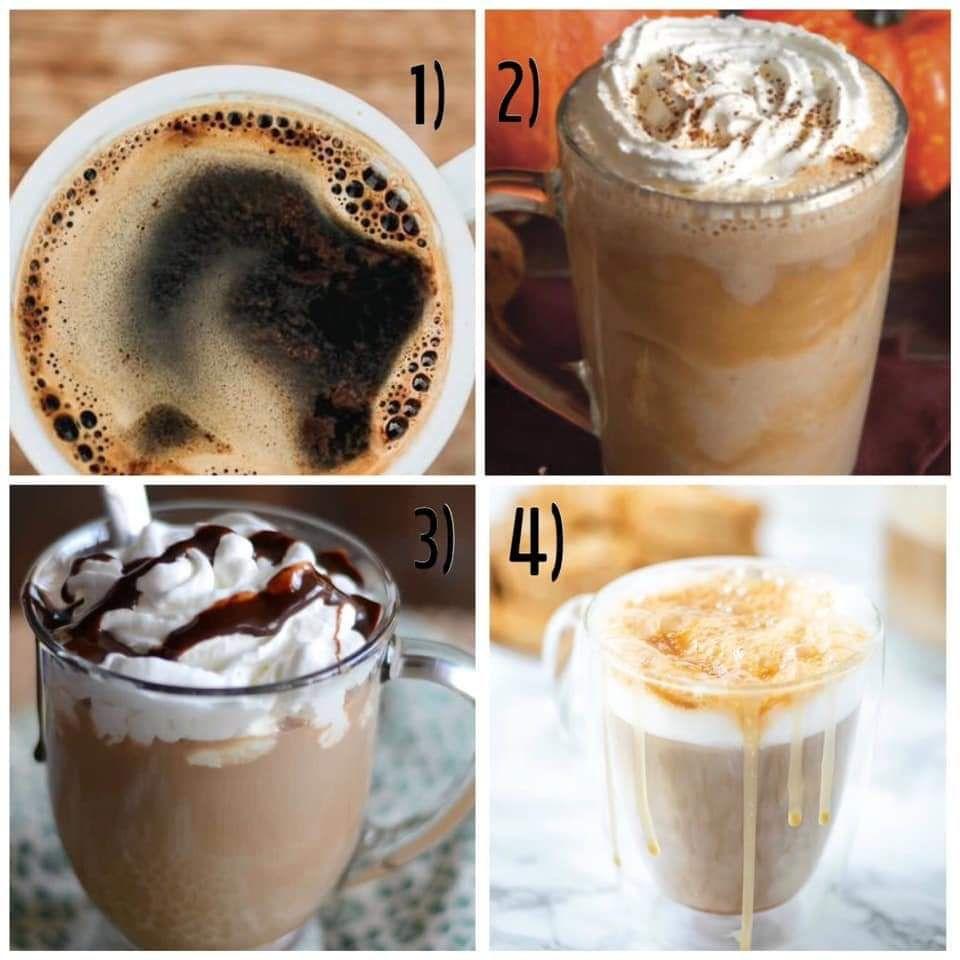 How do you like your coffee