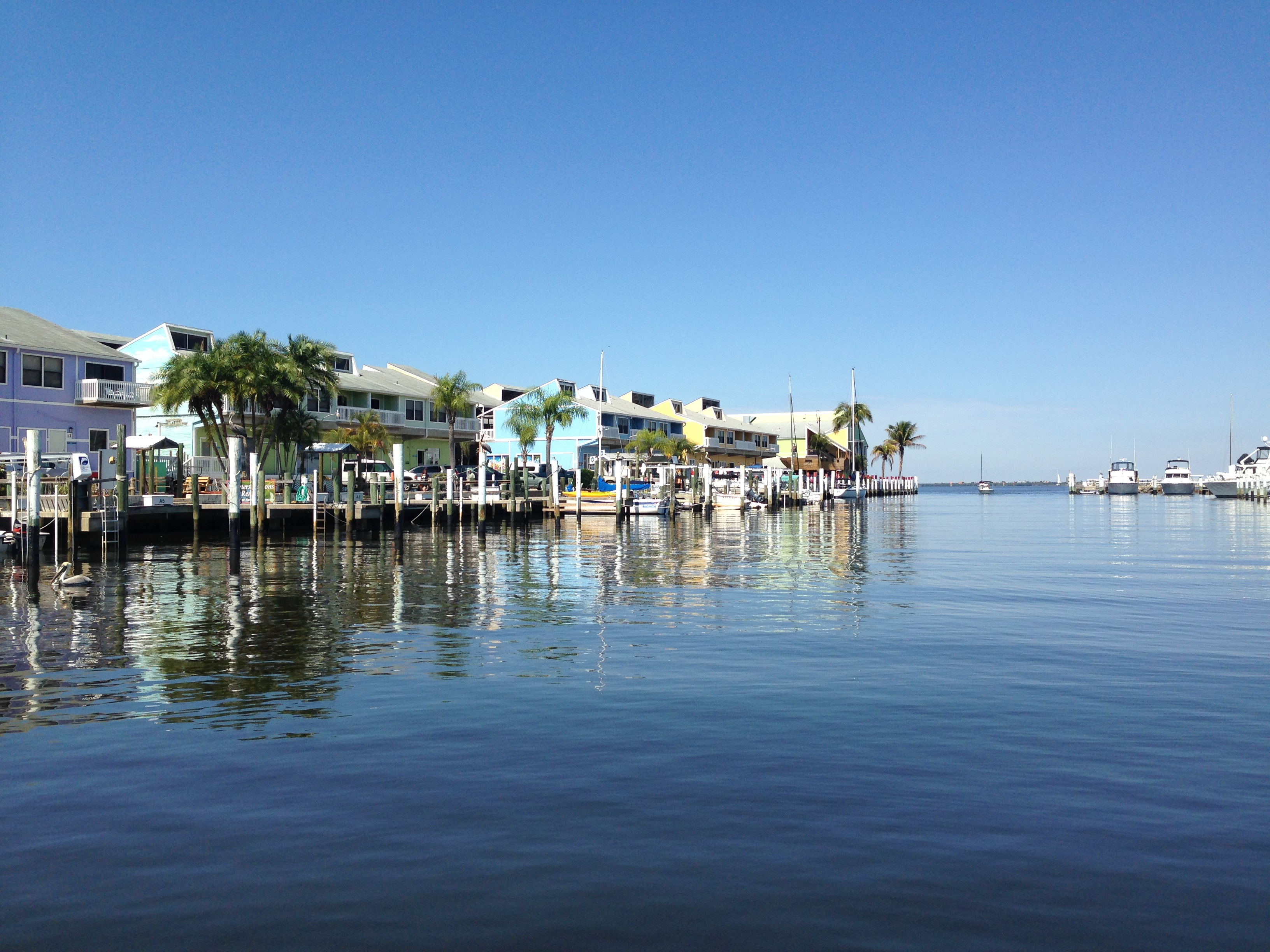 Fisherman's Village, Punta Gorda Florida